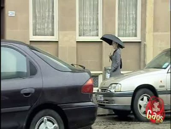 Terrible Parallel Parking Prank