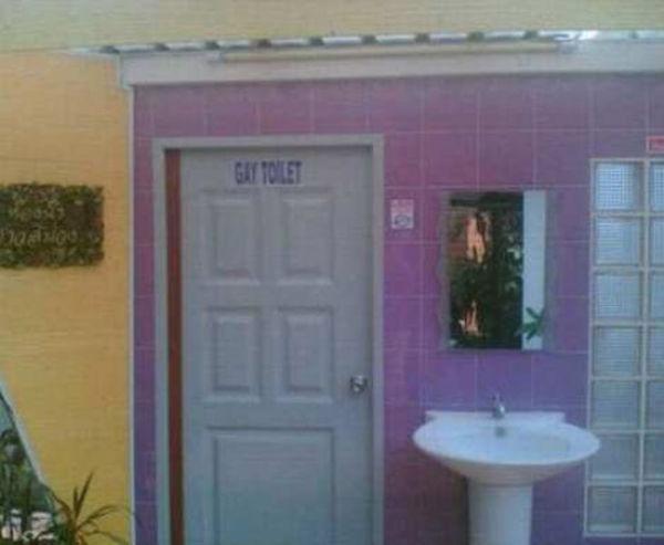 The Strangest Toilets Ever (57 pics)
