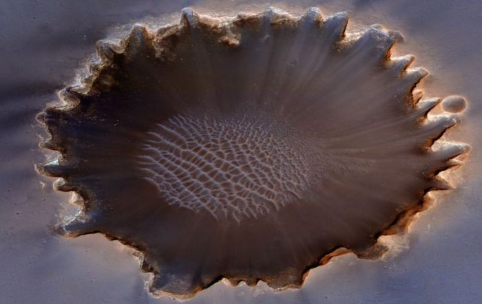 Amazing Photos of Mars (40 pics)