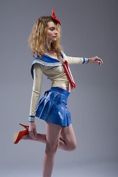 Kinky School Girl Costume