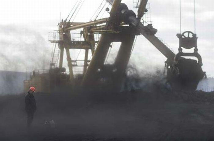 giant excavator - photo #11
