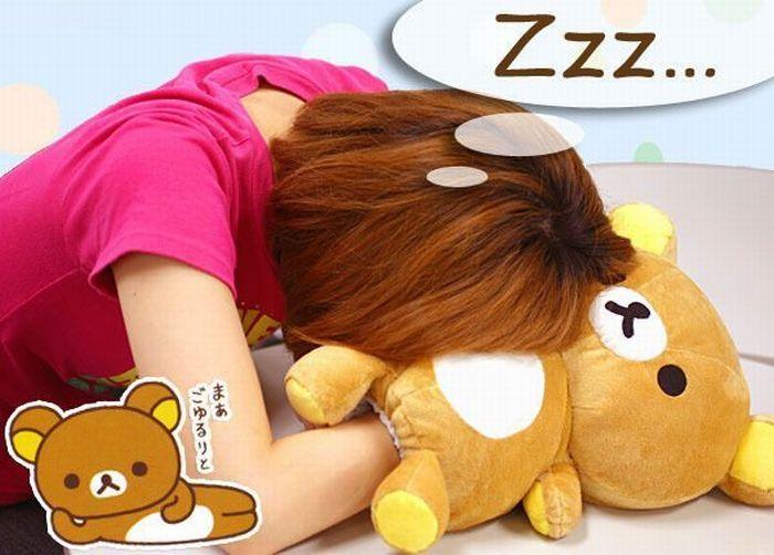 Crazy Japanese Pillow (3 pics)