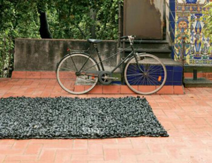 Things Made Out of Used Tyres (10 pics)