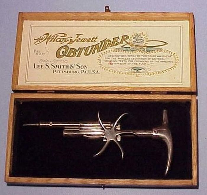 Dentist Tools of the Past (15 pics)