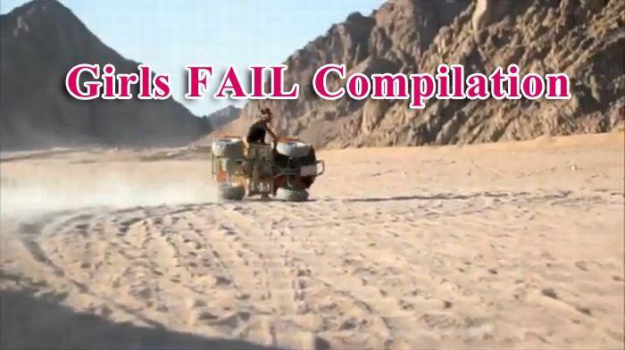 Girls Fail Compilation (video)