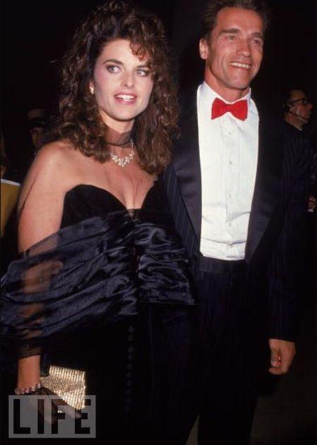 Arnold Schwarzenegger And Maria Shriver Aging Timeline (10 pics)