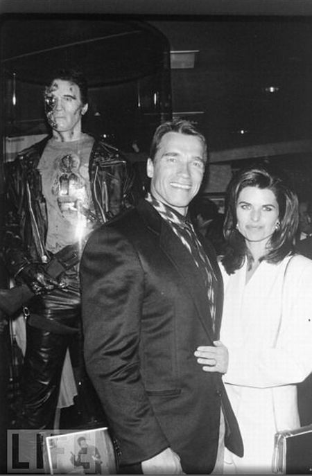 Arnold Schwarzenegger And Maria Shriver Aging Timeline (10 pics)