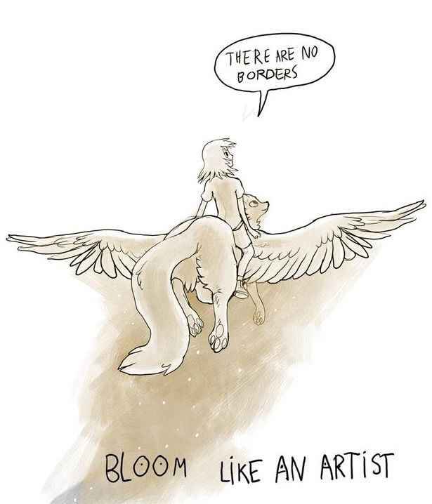 Born Like an Artist (12 pics)