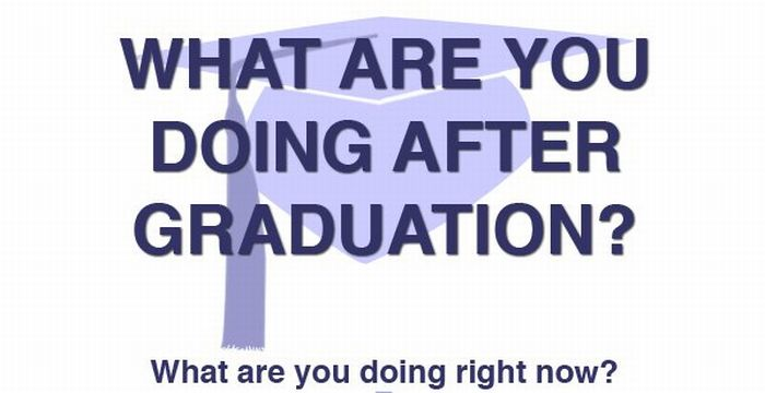What are You Doing After Graduation? (infographic)