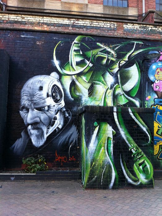 London Graffiti (19 pics)
