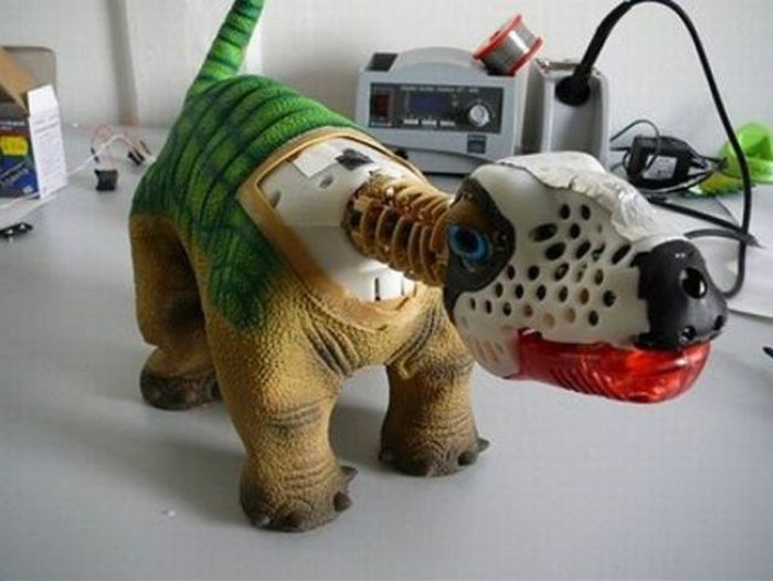 Bizarre Toys (20 pics)