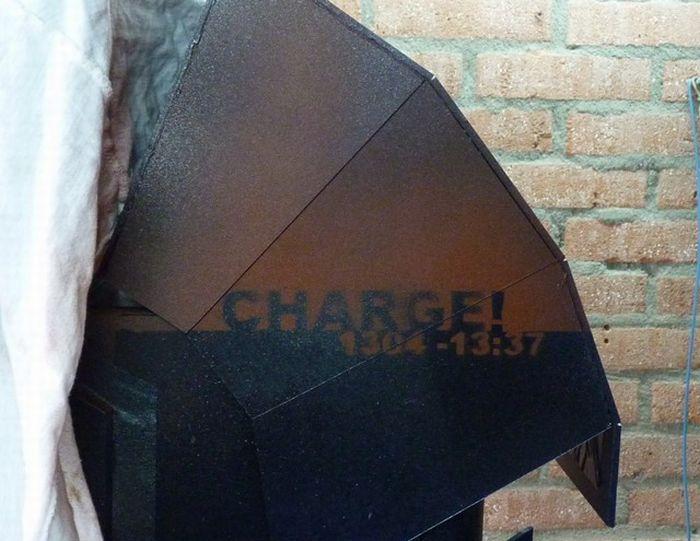 Half Life Suit Charger Case Mod (113 pics)