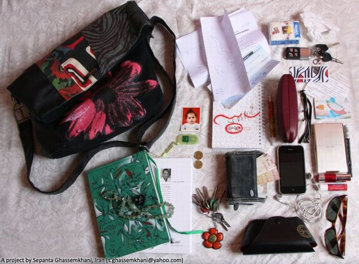 Things That People in Iran Carry (155 pics)