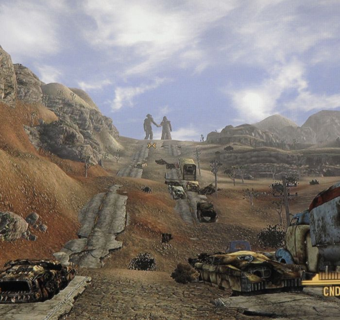 Real-Life Locations in 'Fallout: New Vegas' Video Game (50 pics)