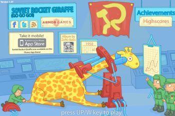 Rocket Giraffe
