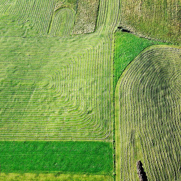 Beautiful Aerial Landscapes (24 pics)