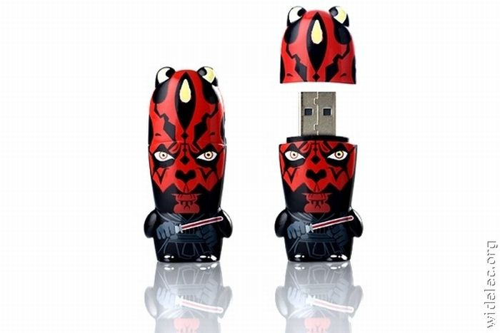 Unusual Flash Drives (103 pics)