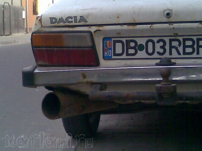 Funny Car Photos from Romania (25 pics)