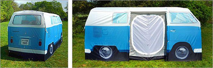 VW Camper Van Tent (5 pics)