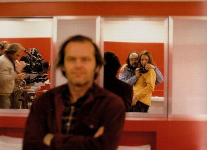 Behind the Scenes of the Famous Movies (55 pics)