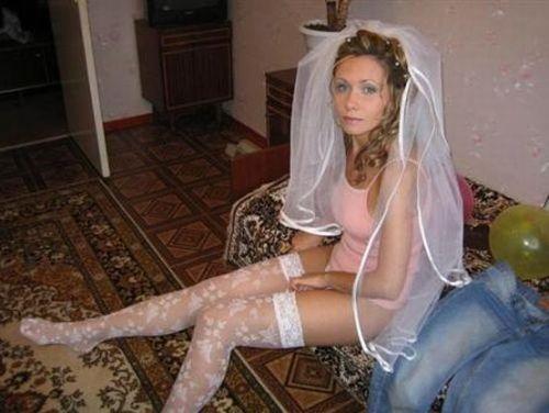 Brides Before the Ceremony (33 pics)