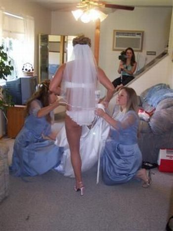 Brides Before the Ceremony (33 pics)