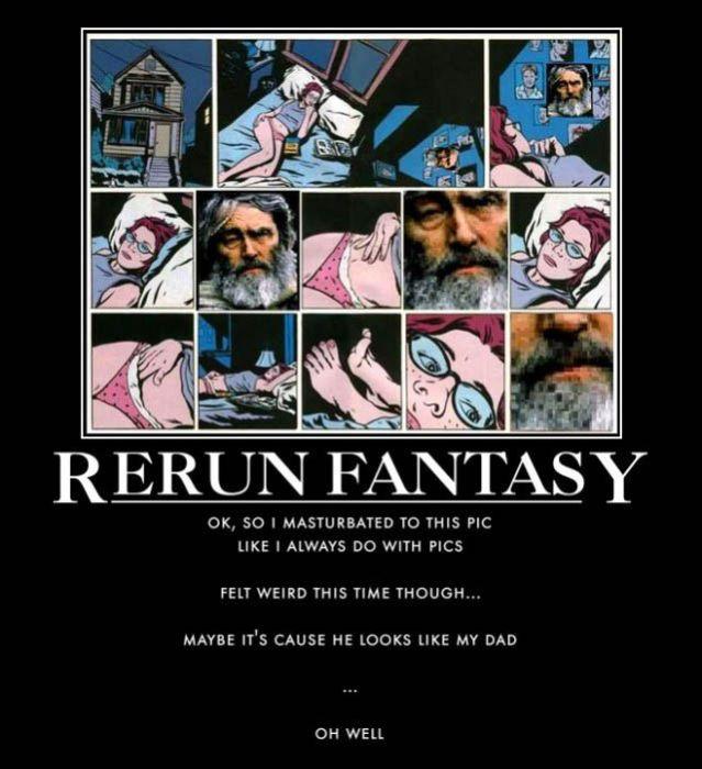 Funny Masturbation Demotivational Posters (40 pics)