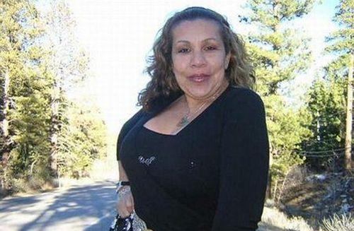 Photos of Mildred Patty Baena, Arnold Schwarzenegger's Baby Mother (5 pics)