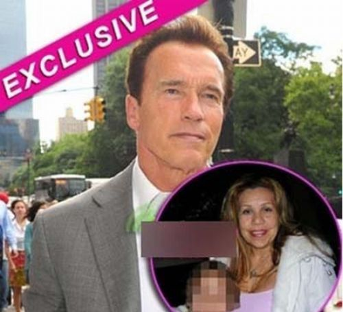 Photos of Mildred Patty Baena, Arnold Schwarzenegger's Baby Mother (5 pics)