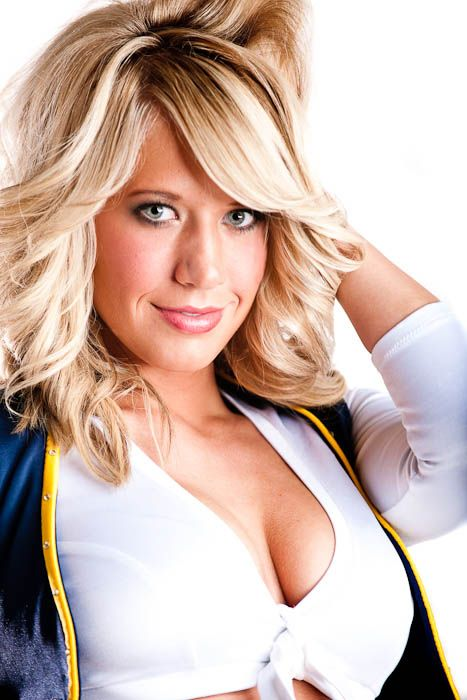 NBA Cheerleaders (98 pics)