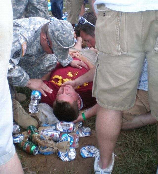 Drunk People Have Fun(67 pics)