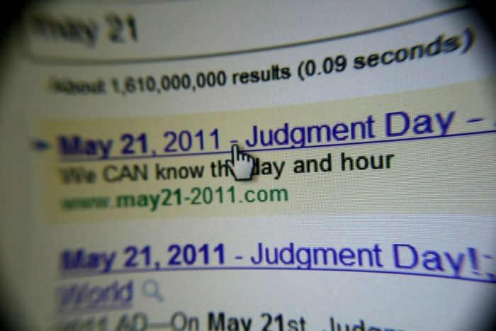 Judgment Day on May 21 (12 pics)