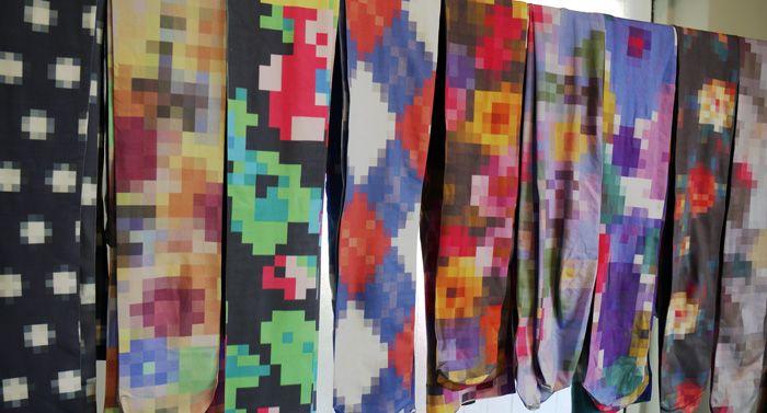8-bit Clothes (30 pics)
