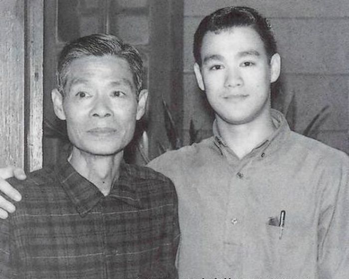 Rare Photographs of Bruce Lee (36 pics)