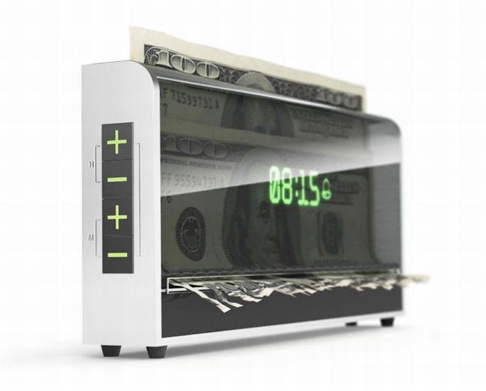 Amazing Alarm Clock (3 pics)