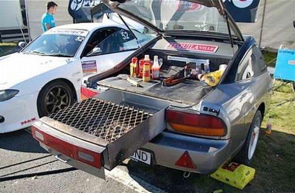 Barbecue Cars (19 pics)