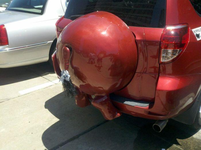 Hippo Car (4 pics)