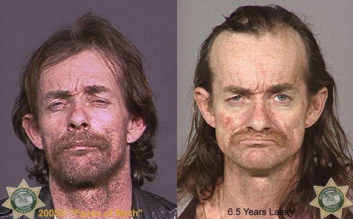 Faces of Meth. Part 2 (38 pics)