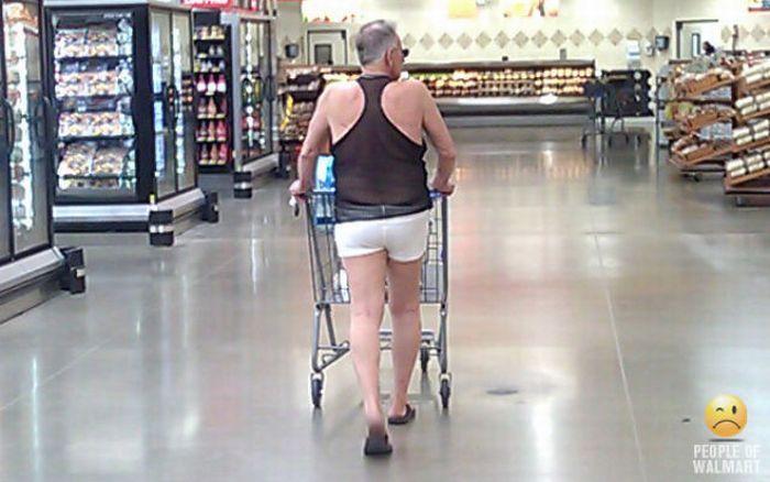 People of WalMart. Part 10 (53 pics)