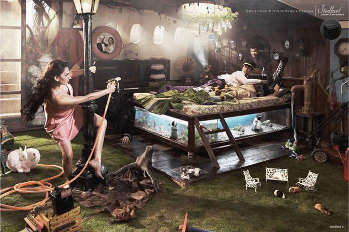 Creative Advertisements (92 pics)