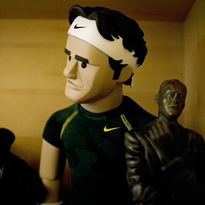 Nike's CEO Mark Parker's Office (37 pics)