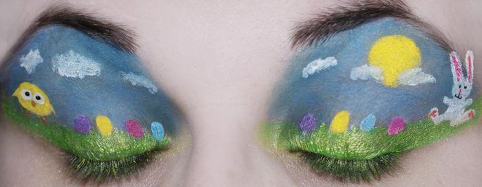 Beautiful Makeup (13 pics)