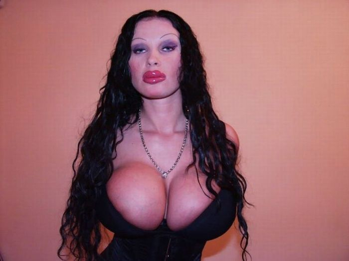 Silicone People (97 pics)
