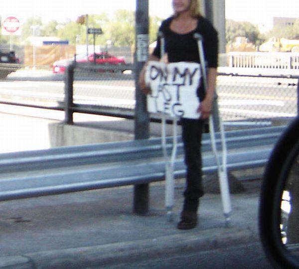 Creative Beggars (40 pics)