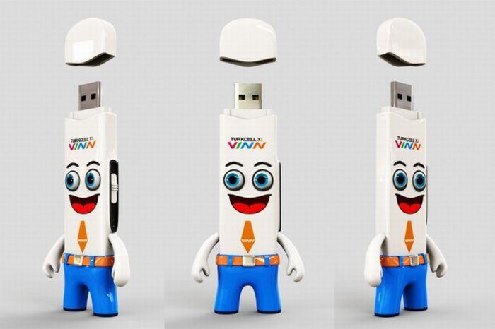Cute 3D characters by Teodoru Badiu (26 pics)