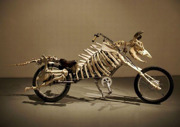 Bikes Shaped Like Animals (18 pics)