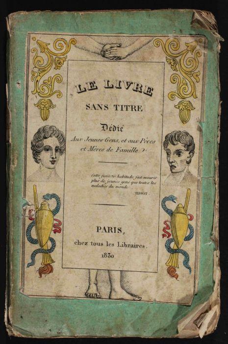 Le Livre Sans Titre (18 pics)