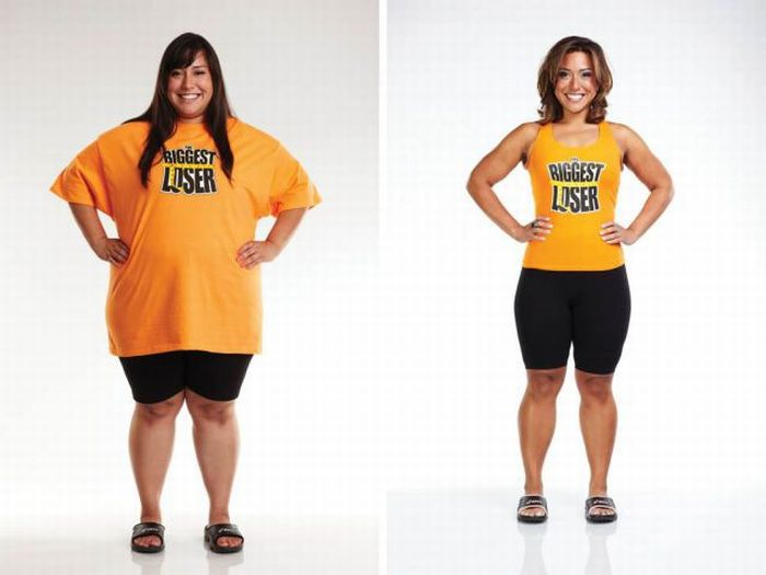 The Biggest Loser. Before and After the Show. Part 3 (20 pics)