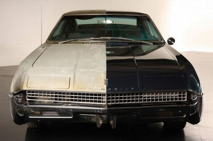 Retro Car Restoration (25 pics)