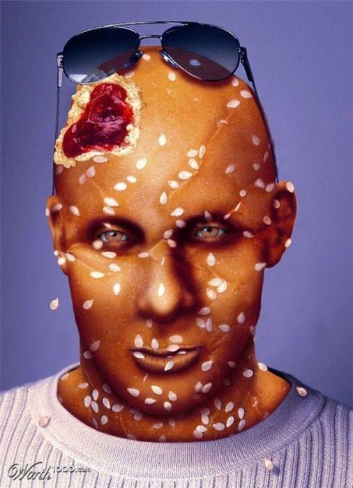 Food Heads (39 pics)